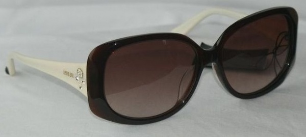 Anna Sui Sunglasses AS 886 105 Brown