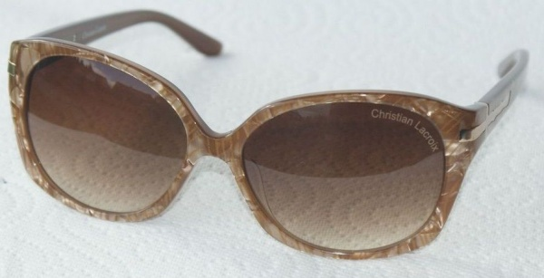 Christian Lacroix Sunglasses CL 5007 164 Brun
